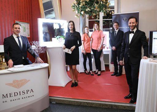 MEDISPA und Cell Premium Beautylounge auf Charityevent