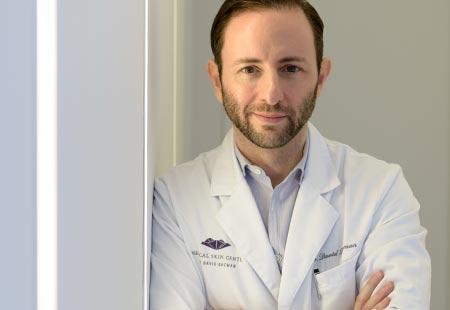Ihr Hautarzt in Köln, David Bacman