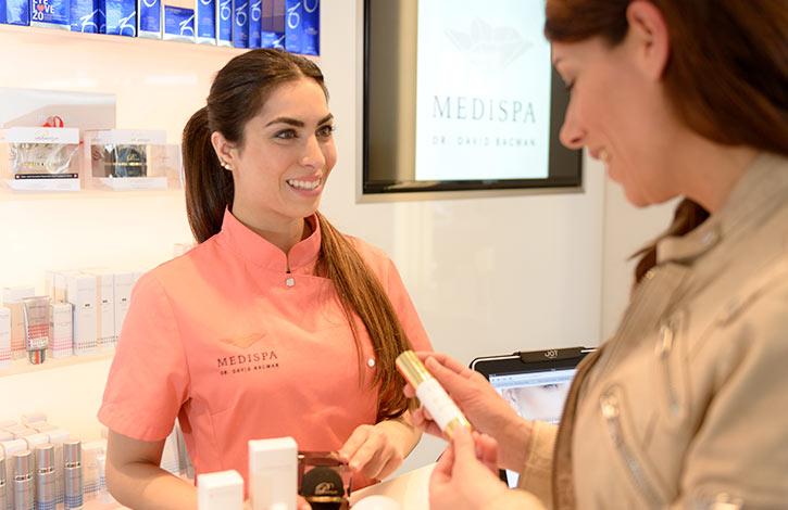 Kompetente Beratung Hautpflege in Köln