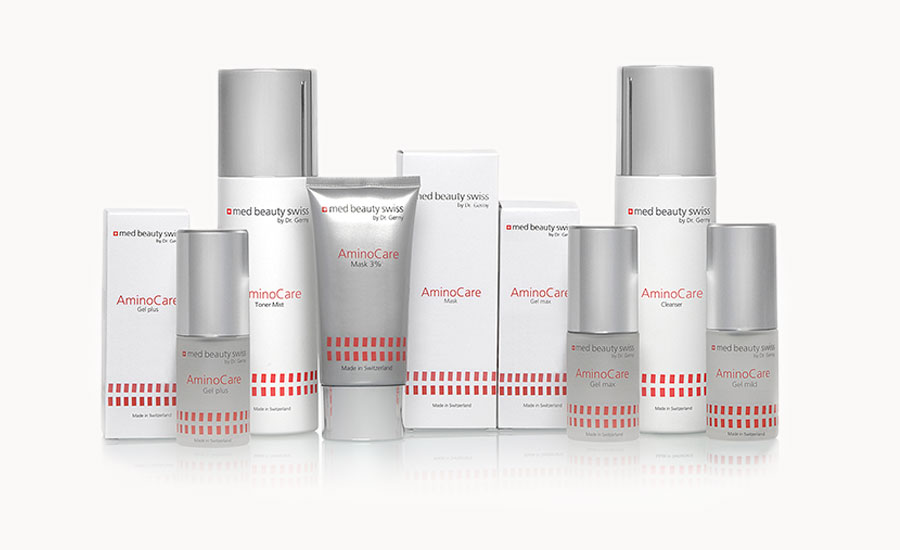 med beauty swiss amino care pflege