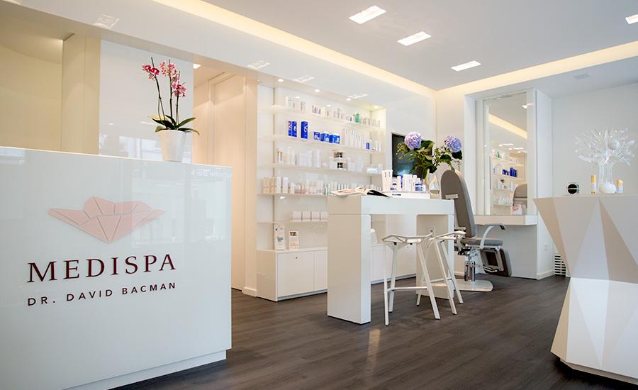 Im Medispa bieten wir Hightech-Kosmetik nach medizinischen Standards