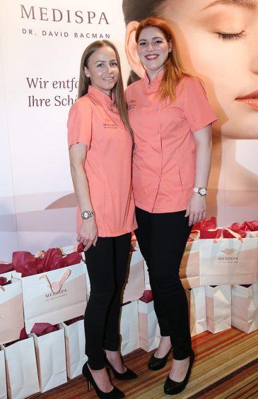 MEDISPA Mitarbeiterinnen auf dem WIZO 2016