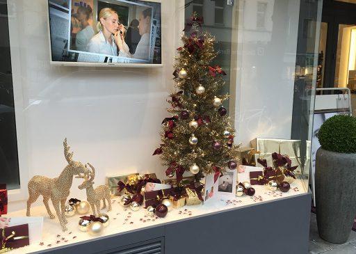 MEDISPA verzaubert zu Weihnachten mit Gutscheinen und einer Weihnachtsaktion