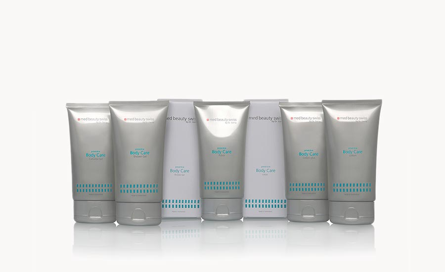 Produkt preventive body care von med beauty swiss