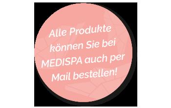 Produktbestellung im MEDISPA online möglich