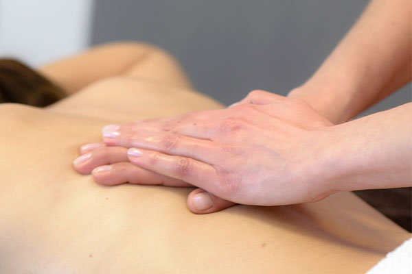 Massage bei Medispa im Day Spa