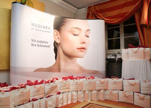 MEDISPA als Sponsor WIZO Charityevent in Köln